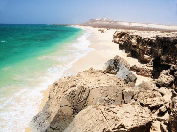 Viaggio a Capo Verde isola Boa Vista